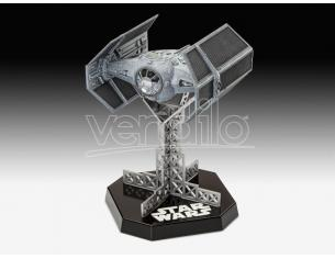 Revell RV06881 STAR WARS DARTH VADER'S TIE FIGHTER KIT 1:72 Modellino