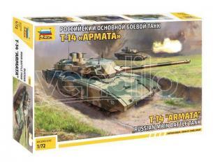 Zvezda Z5056 T-14 ARMATA KIT 1:72 Modellino