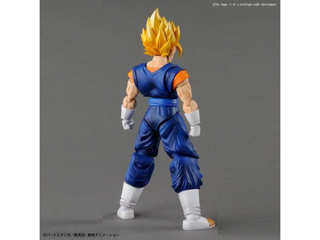 Bandai Model Kit Figura Rise Super Saiyan Vegetto Model Kit