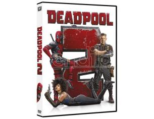 DEADPOOL 2 AZIONE - DVD