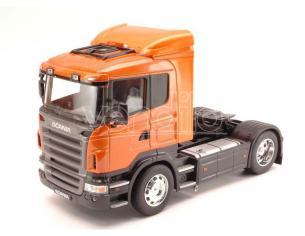 Welly We2625or Scania R470 Metallolic Dark Arancione 1:32 Modellino