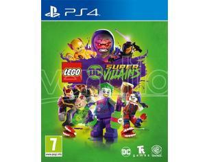 LEGO DC SUPER VILLAINS AZIONE AVVENTURA - PLAYSTATION 4