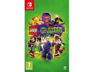 LEGO DC SUPER VILLAINS AZIONE AVVENTURA - NINTENDO SWITCH