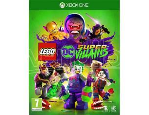 LEGO DC SUPER VILLAINS AZIONE AVVENTURA - XBOX ONE
