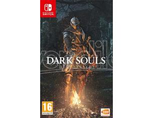 DARK SOULS REMASTERED AZIONE - NINTENDO SWITCH