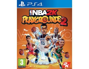 NBA 2K PLAYGROUNDS 2 SPORTIVO - PLAYSTATION 4