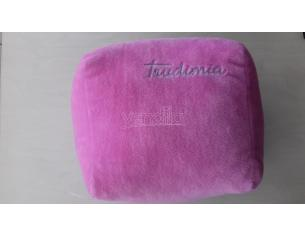 TRUDY PELUCHES CUBO ROSA