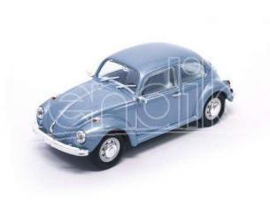 Hot Wheels LDC43219LB VW BEETLE 1972 LIGHT BLUE 1:43 Modellino