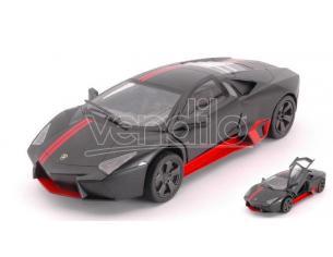 Motormax MTM79509MBK LAMBORGHINI REVENTON 2012 MATT BLACK 1:24 Modellino