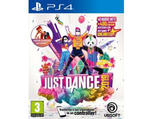 JUST DANCE 2019 SOCIAL GAMES - PLAYSTATION 4