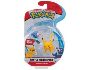 POKEMON PACK 2 PERSONAGGI 5 E 7CM - ACTION FIGURES