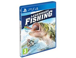 LEGENDARY FISHING SIMULAZIONE - PLAYSTATION 4