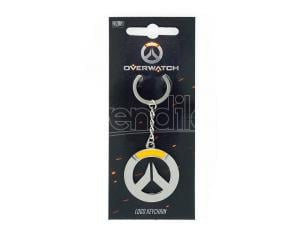 GAYA ENTERTAINMENT OVERWATCH LOGO KEYCHAIN PORTACHIAVI