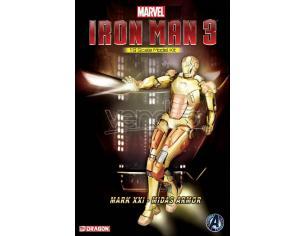 DRAGON MARVEL IRON MAN 3 MARK 21 MIDAS ARMOR KIT 1/9 ACTION FIGURE