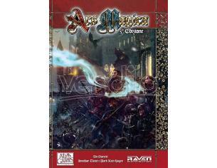 ARS MAGICA - QUINTA EDIZIONE GIOCO DI RUOLO (RPG) GIOCHI DA TAVOLO/SOCIETA'