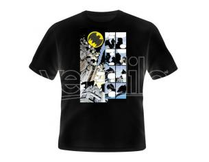 2bnerd T-shirt Batman Miller Comics Simbolo Taglia L T-shirt