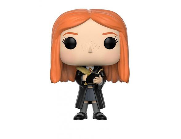 Funko Harry Potter POP Movies Vinile Figura Ginny Weasley con Diario 9 cm