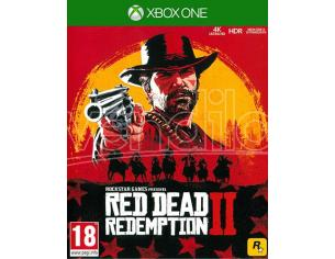 RED DEAD REDEMPTION II AZIONE - XBOX ONE