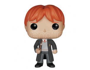 Harry Potter  Funko  Pop Movies Vinile Figura Ron Weasley 10 Cm