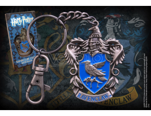 Portachiavi con Stemma Corvonero Harry Potter Noble Collection