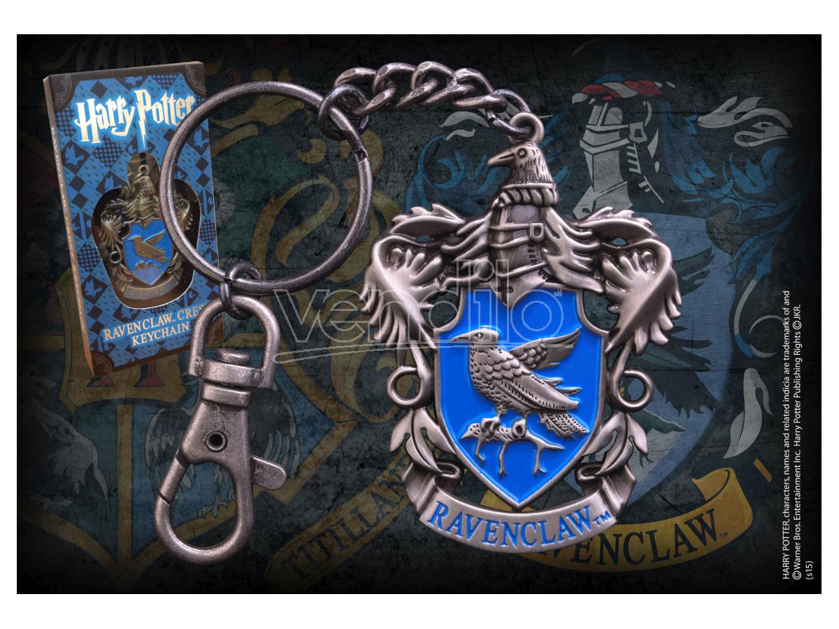 Portachiavi con Stemma Corvonero Harry Potter Noble Collection
