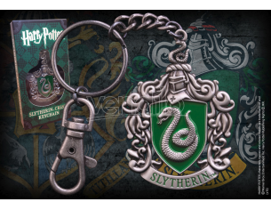 Harry Potter Portachiavi Con Stemma Serpeverde Noble Collection