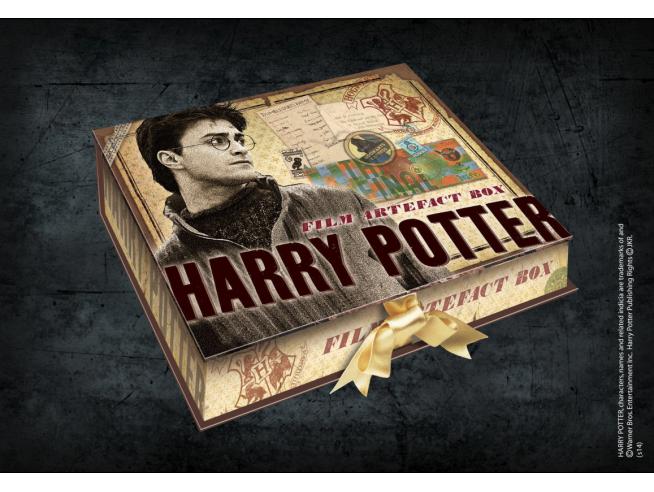 Box da Collezione Repliche Artefact Harry Potter Noble Collection