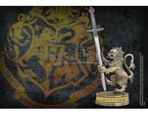 Harry Potter Tagliacarte Con Supporto Statuatta Grifondoro 21cm Noble Collection