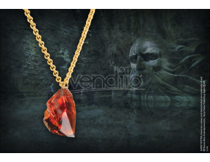 Ciondolo Pietra Filosofale Harry Potter Noble Collection