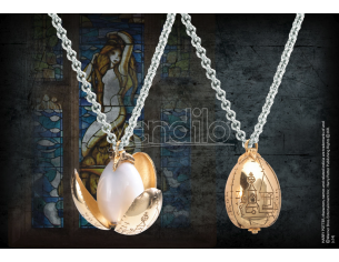 Harry Potter Collana E Ciondolo Uovo D'oro Noble Collection