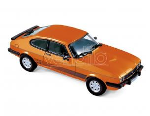 Norev NV270563 FORD CAPRI S 1986 ORANGE 1:43 Modellino
