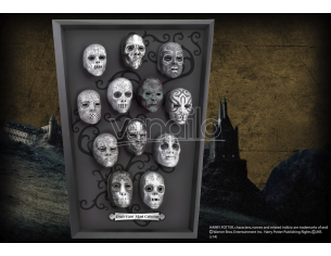 Harry Potter Maschere Dei Mangiamorte Inossidabile Replica Noble Collection