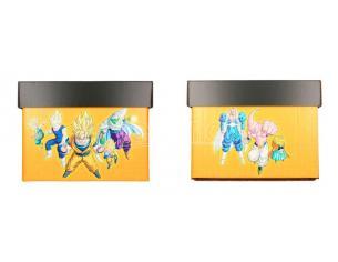 SD TOYS DRAGON BALL Z CHARACTERS COMIC BOX ACCESSORI