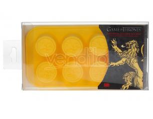 SD TOYS GOT LANNISTER LOGO SILICONE ICE MOULD STAMPO
