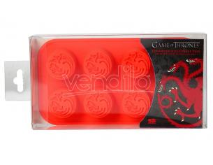 SD TOYS GOT TARGARYEN LOGO SILICONE ICE MOULD STAMPO