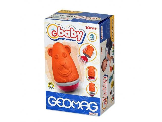 Quercetti 0096 - Geomag 096 - Baby Roly-Poly Bear