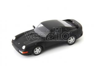 Autocult ATC06031 PORSCHE 965 V8 PROTOTYPE 1988 DULL BLACK 1:43 Modellino