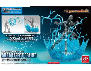 Figure Rise Effect Aura Blu Model Kit Bandai