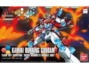 BANDAI MODEL KIT HGBF GUNDAM BURNING KAMIKI 1/144 MODEL KIT