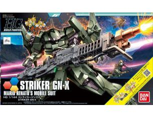 BANDAI MODEL KIT HG STRIKER GN X 1/144 MODEL KIT