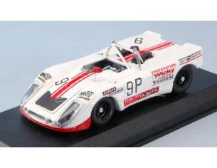Best Model BT9726 PORSCHE 908/02  N.9 10th 1000 KM NURBURGRING 1971 A.WICKY-M.CABRAL 1:43 Modellino