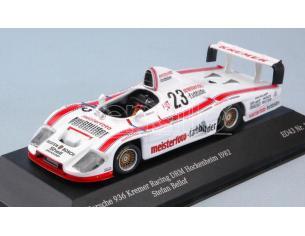 Spark Model SBC001 PORSCHE 936 KREMER N.23 DNF (5th GRID) DRM HOCKENHEIM 1982 S.BELLOF 1:43 Modellino