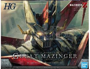 BANDAI MODEL KIT HG GREAT MAZINGER INFINITY VER 1/144 MODEL KIT
