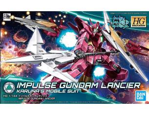 BANDAI MODEL KIT HGBD GUNDAM IMPULSE LANCIER 1/144 MODEL KIT