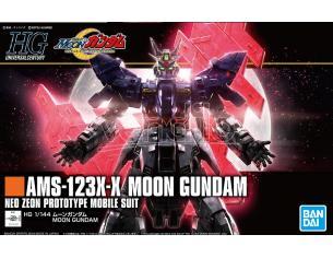 BANDAI MODEL KIT HGUC GUNDAM MOON 1/144 MODEL KIT