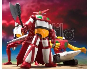 BANDAI SHOKUGAN SUPER MINIPLA GETTER ROBOT S.1 SET (3) FIGURA