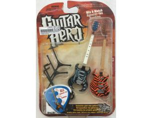GUITAR HERO CONTIENE 1 FEEDBACK MACHINE 1 FRYDAZE TIGER STRIPES scatola rovinata
