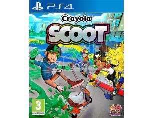 CRAYOLA SCOOT SPORTIVO - PLAYSTATION 4