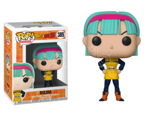 Funko Dragon Ball Z POP Animation Vinile Figura Bulma 9 cm