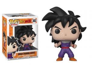 Funko Dragon Ball Z POP Animation Vinile Figura Gohan Vestito da Allenamento 9cm
